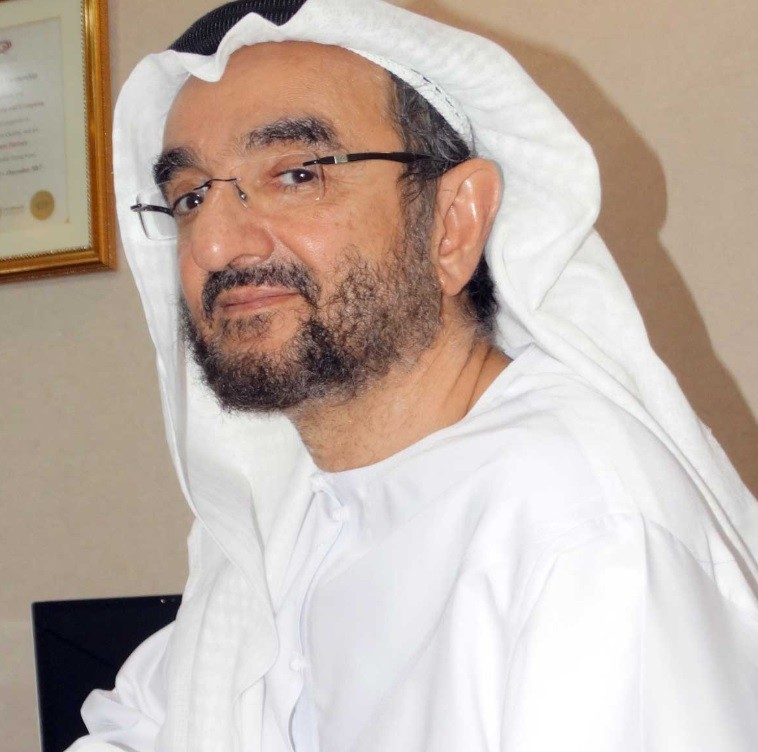 Mr. Salahaldin Sharafi is the Chairman of the M.A.H.Y. Khoory Group