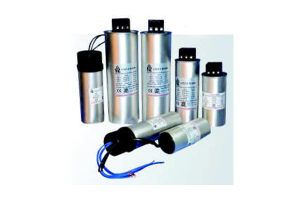 Power Factor Correction Capacitors (Cylindrical)