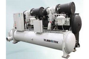 Tubotek centrifugal home chillers