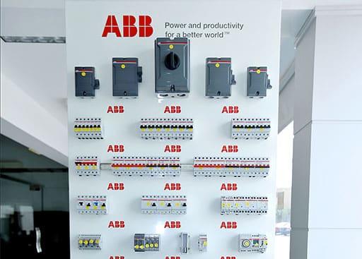 ABB - Electrical Division in Dubai