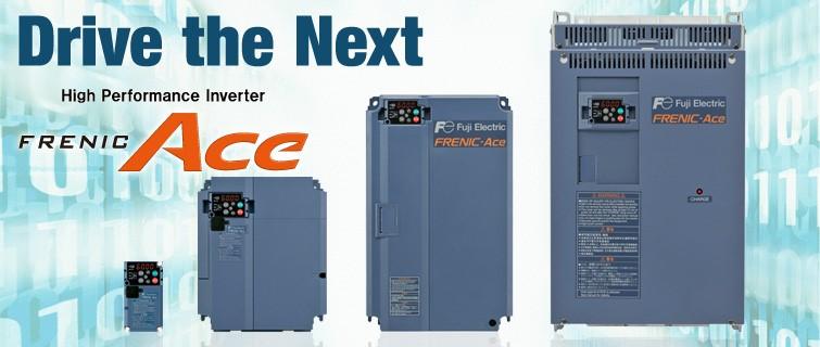 Fuji Electric Frenic Ace Inverter