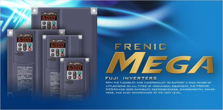 Frenic Mega Inverter
