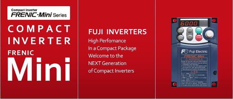 Fuji Electric Frenic Mini Inverter