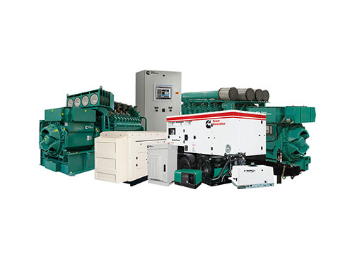 Generator sales in Dubai
