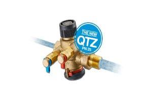 Cocon QTZ valves