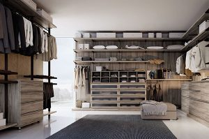 wardrobes Interiors in dubai