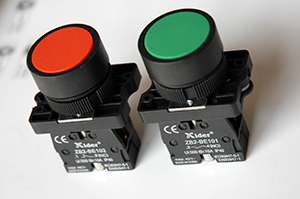 Xider ZB2-BE101 and ZB2-BE102 Push Button