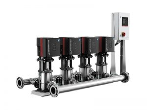 Vertical Booster Pump Set
